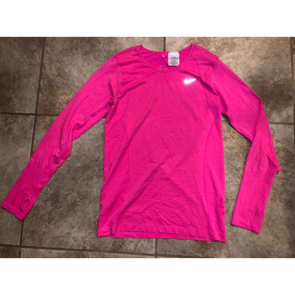 Nike Tops - Nike DriFit Athletic Long Sleeve Top